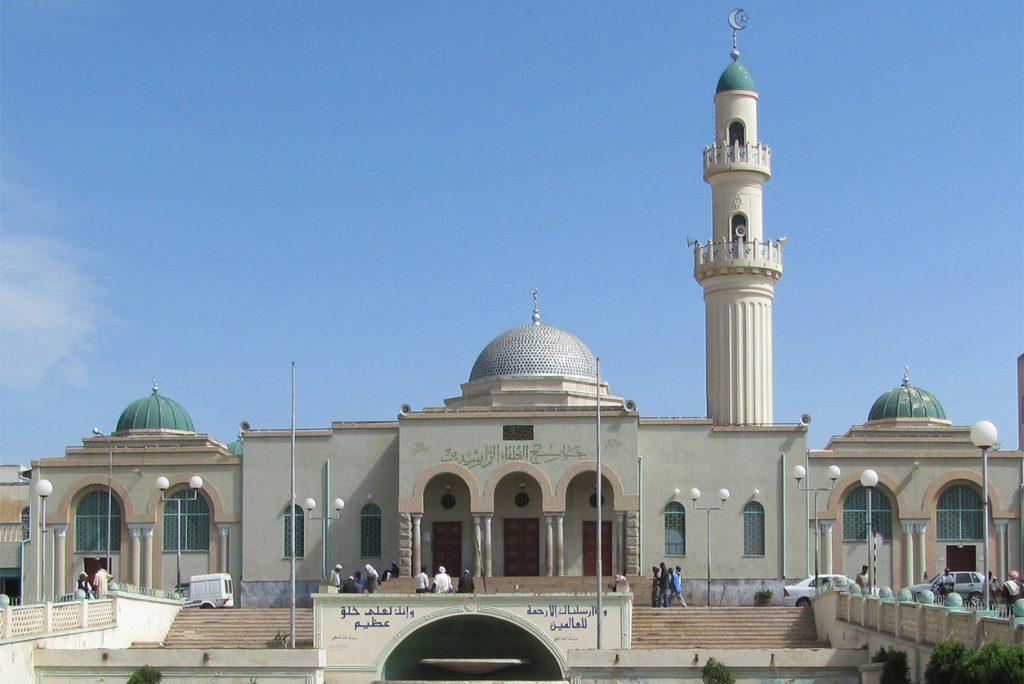 Al Khulafa Al Rashidin Mosque