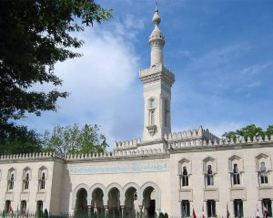 The Islamic Cultural Center, Washington DC