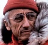 Captain Jacques-Yves Cousteau